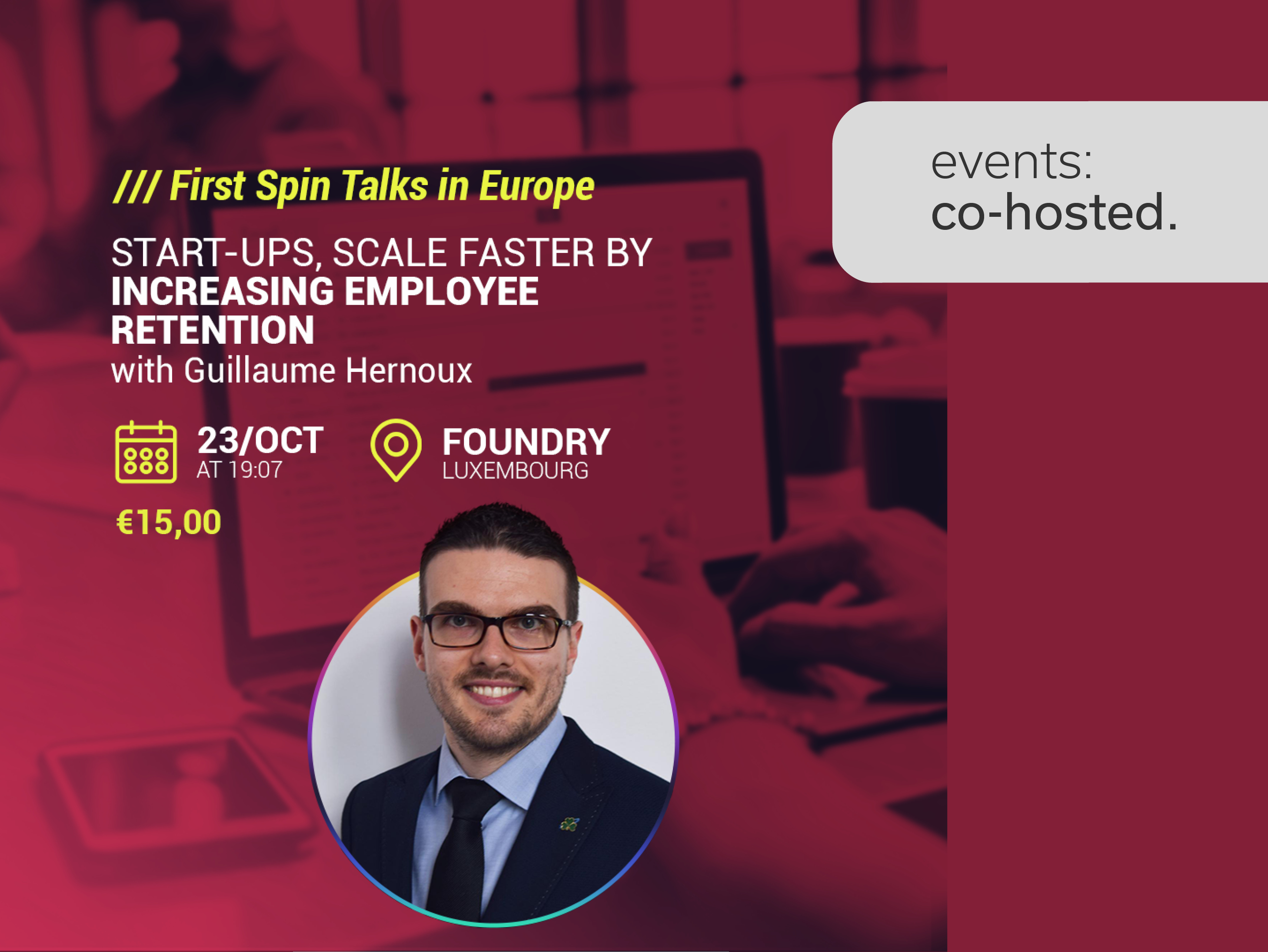 Foundry - Start-ups, scale faster by increasing employee